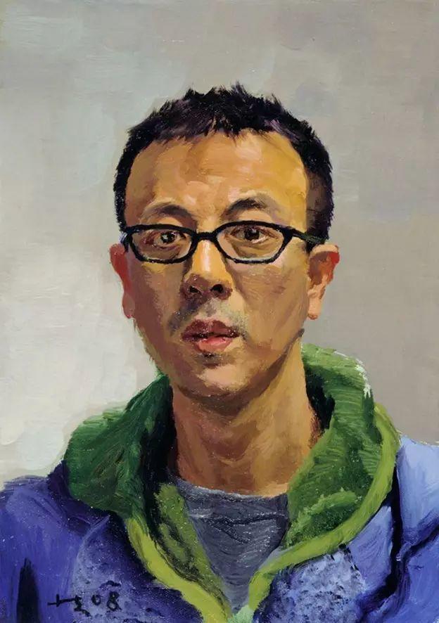 一幅画6000万,他说:画画和生命过程一样是个'熬'字插图