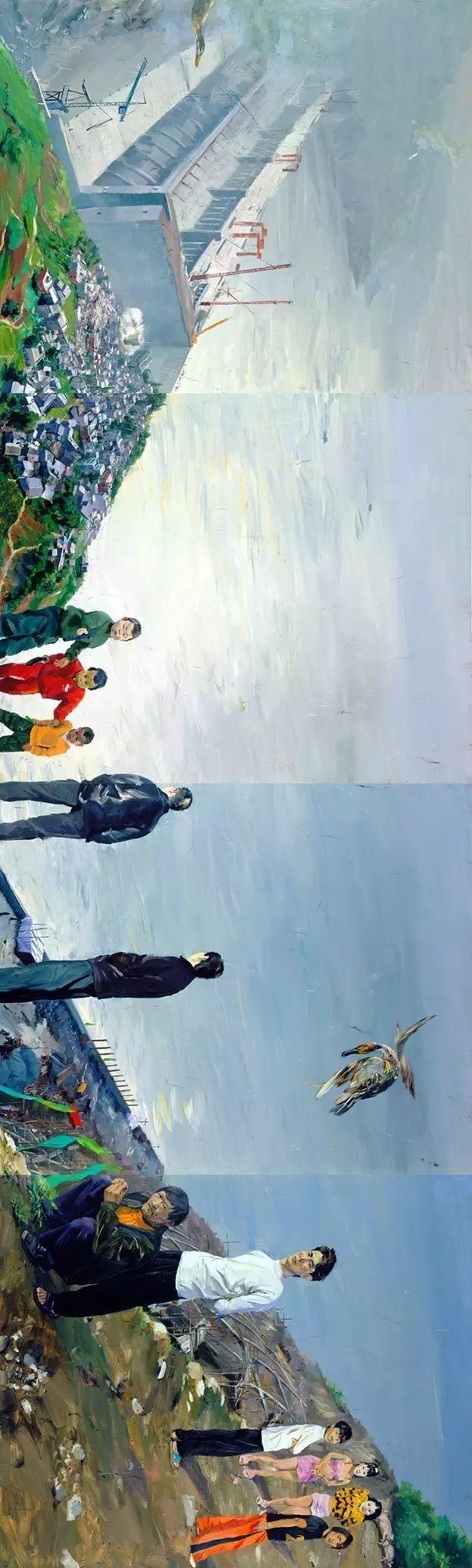 一幅画6000万,他说:画画和生命过程一样是个'熬'字插图3