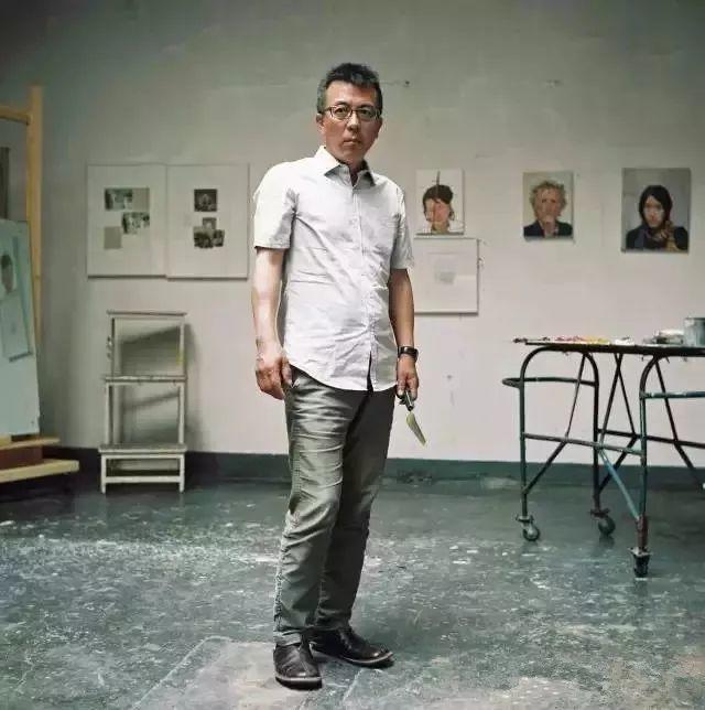 一幅画6000万,他说:画画和生命过程一样是个'熬'字插图5