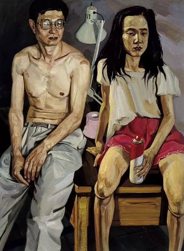 一幅画6000万,他说:画画和生命过程一样是个'熬'字插图7