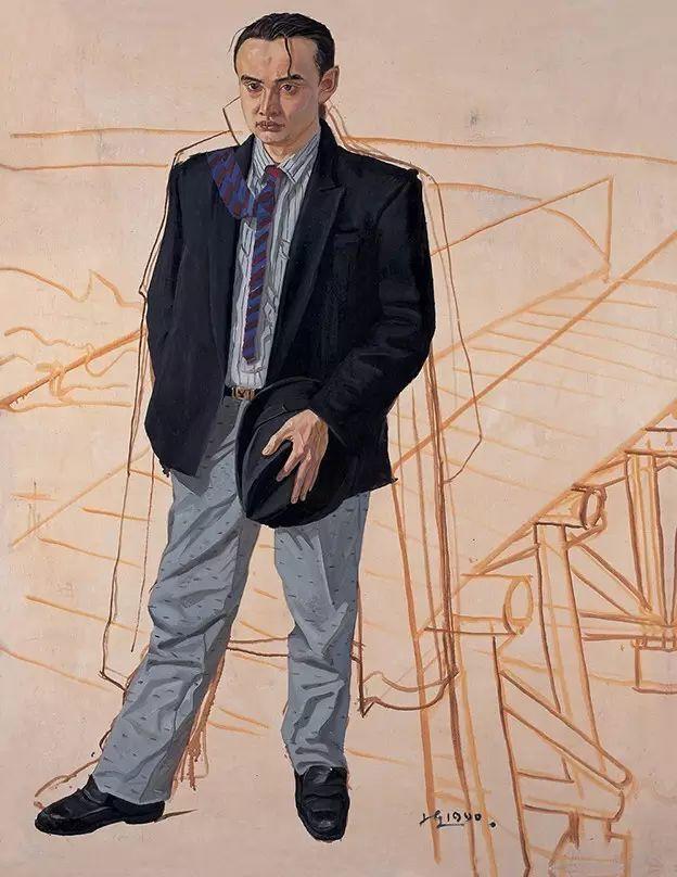 一幅画6000万,他说:画画和生命过程一样是个'熬'字插图25