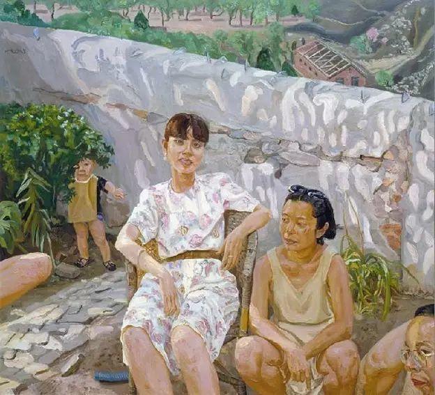 一幅画6000万,他说:画画和生命过程一样是个'熬'字插图51