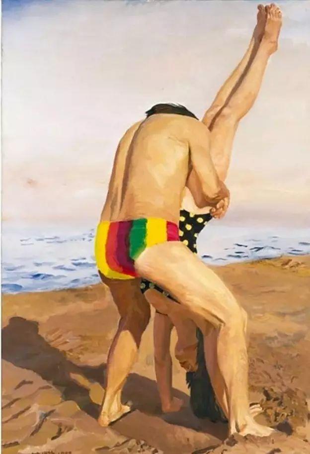 一幅画6000万,他说:画画和生命过程一样是个'熬'字插图57