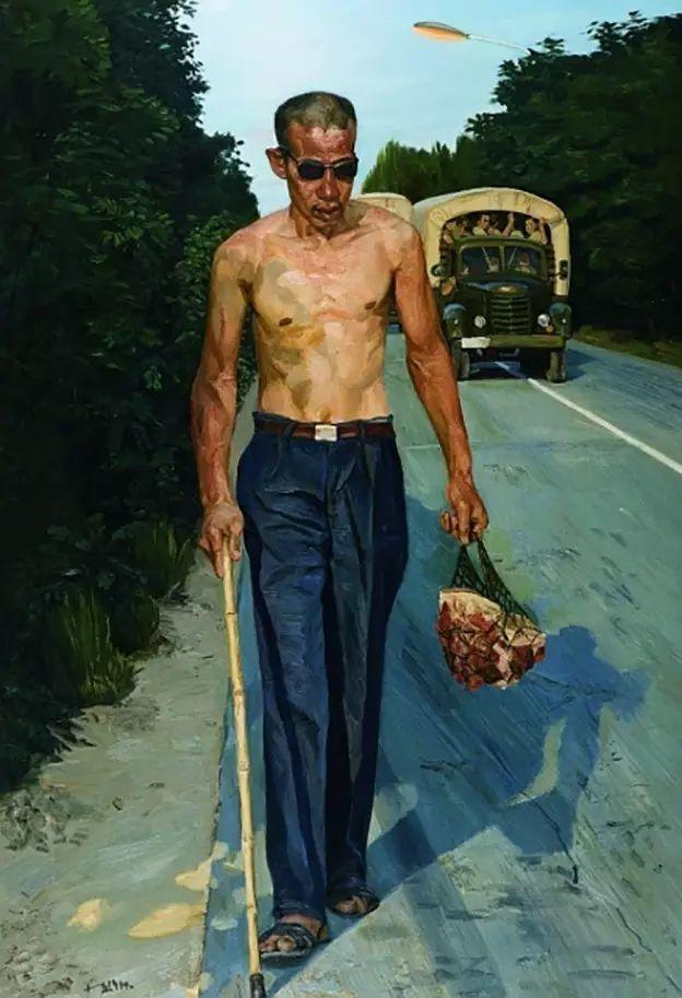 一幅画6000万,他说:画画和生命过程一样是个'熬'字插图61