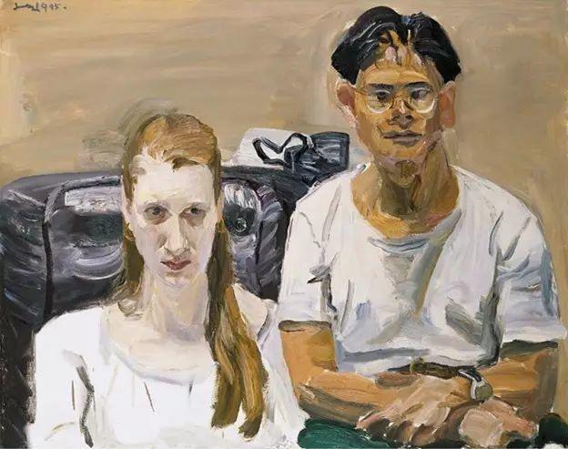 一幅画6000万,他说:画画和生命过程一样是个'熬'字插图65