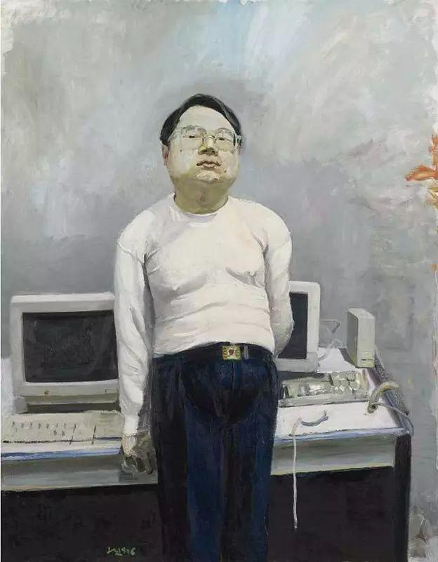一幅画6000万,他说:画画和生命过程一样是个'熬'字插图68