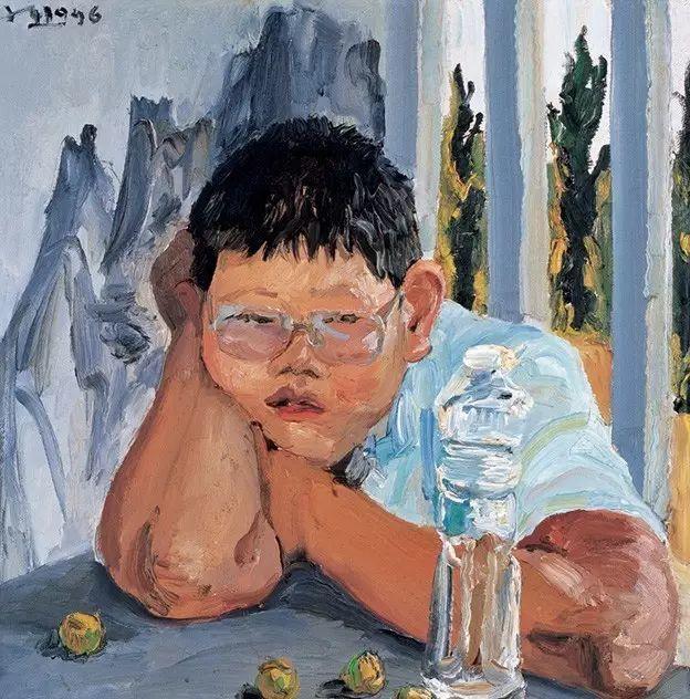 一幅画6000万,他说:画画和生命过程一样是个'熬'字插图71