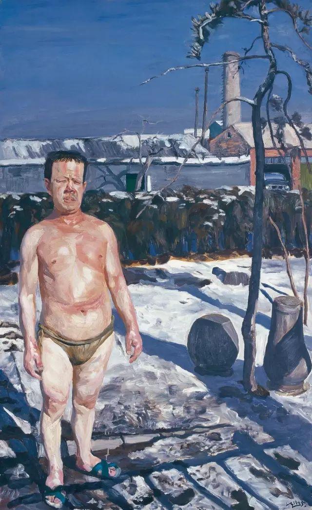 一幅画6000万,他说:画画和生命过程一样是个'熬'字插图87