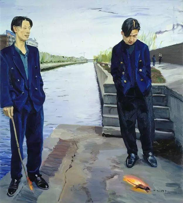 一幅画6000万,他说:画画和生命过程一样是个'熬'字插图93