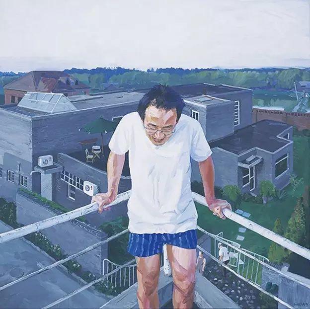 一幅画6000万,他说:画画和生命过程一样是个'熬'字插图101