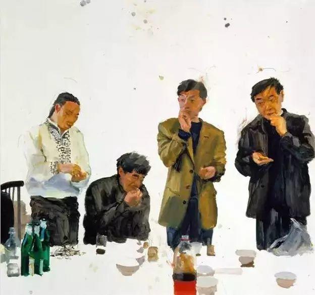 一幅画6000万,他说:画画和生命过程一样是个'熬'字插图116