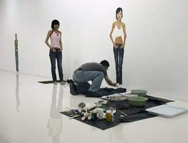 一幅画6000万,他说:画画和生命过程一样是个'熬'字插图119