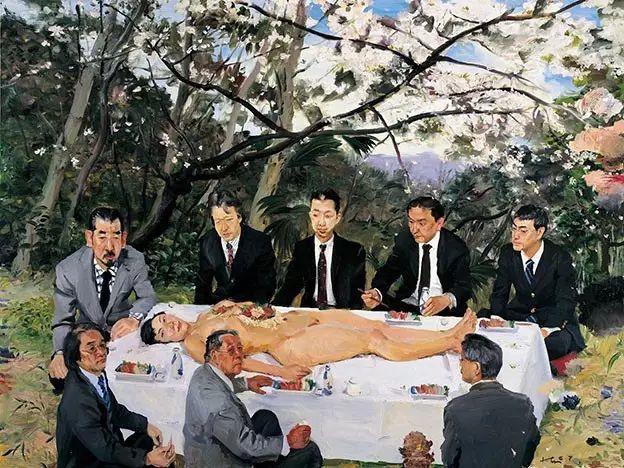 一幅画6000万,他说:画画和生命过程一样是个'熬'字插图123
