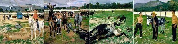 一幅画6000万,他说:画画和生命过程一样是个'熬'字插图126