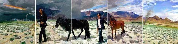 一幅画6000万,他说:画画和生命过程一样是个'熬'字插图129