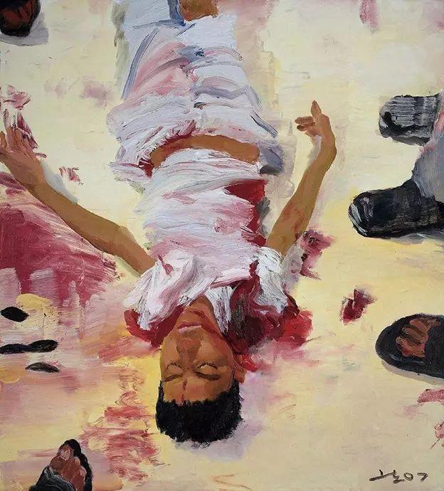 一幅画6000万,他说:画画和生命过程一样是个'熬'字插图131