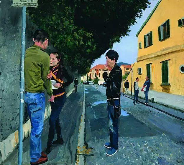 一幅画6000万,他说:画画和生命过程一样是个'熬'字插图143