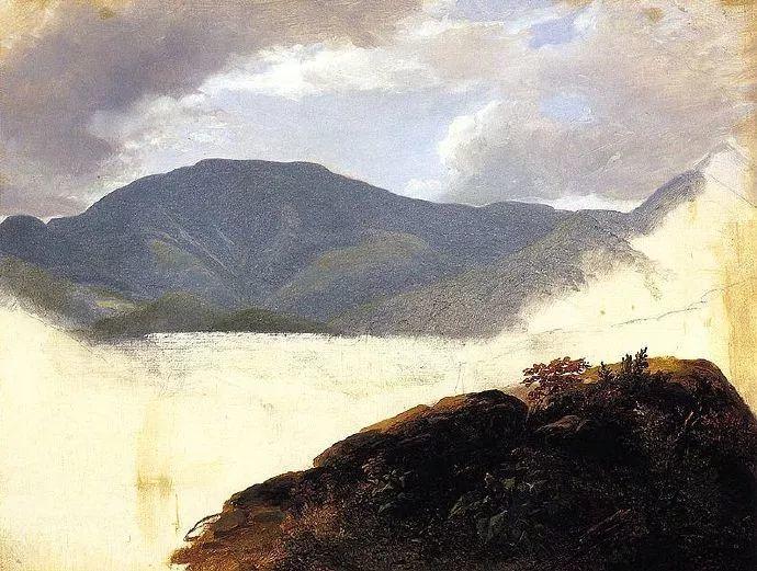 """杜兰德——他经常被称为""""美国风景画之父""""插图11"""