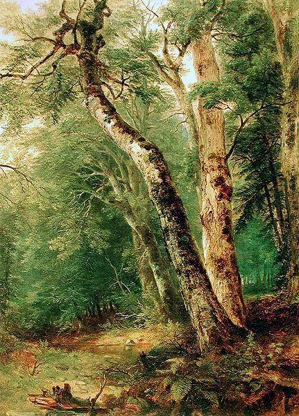 """杜兰德——他经常被称为""""美国风景画之父""""插图20"""