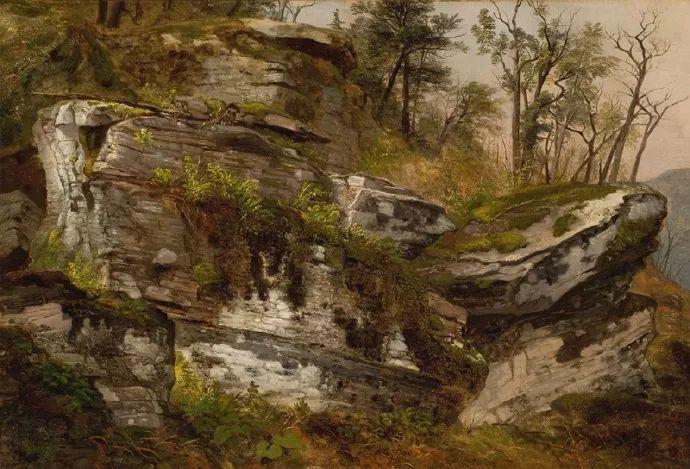 """杜兰德——他经常被称为""""美国风景画之父""""插图26"""