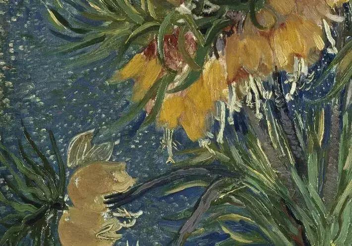 """世人皆知梵高的向日葵,可能不知还有"""" 它们 """"插图53"""