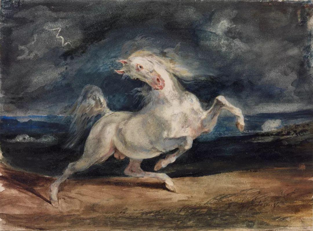 """他被称为""""浪漫主义的狮子"""",大师手稿与创作123幅插图2"""