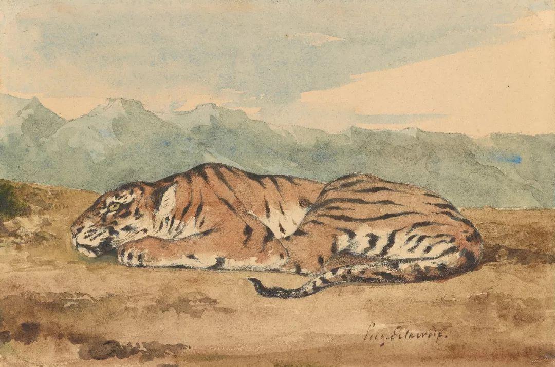 """他被称为""""浪漫主义的狮子"""",大师手稿与创作123幅插图4"""