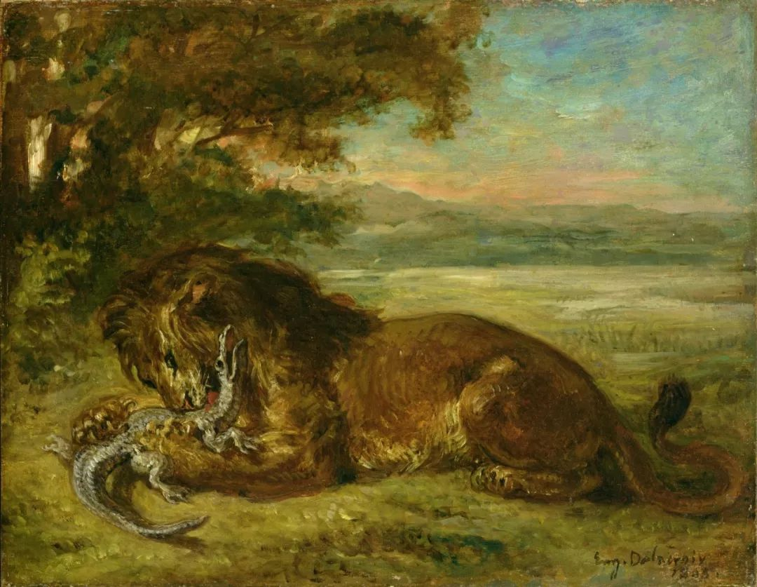 """他被称为""""浪漫主义的狮子"""",大师手稿与创作123幅插图7"""