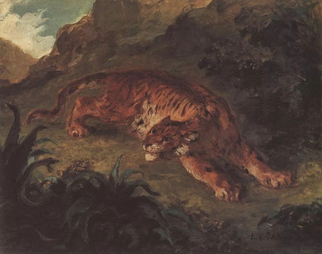 """他被称为""""浪漫主义的狮子"""",大师手稿与创作123幅插图8"""