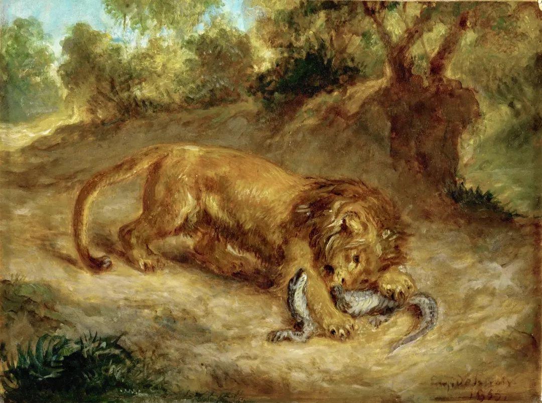 """他被称为""""浪漫主义的狮子"""",大师手稿与创作123幅插图9"""