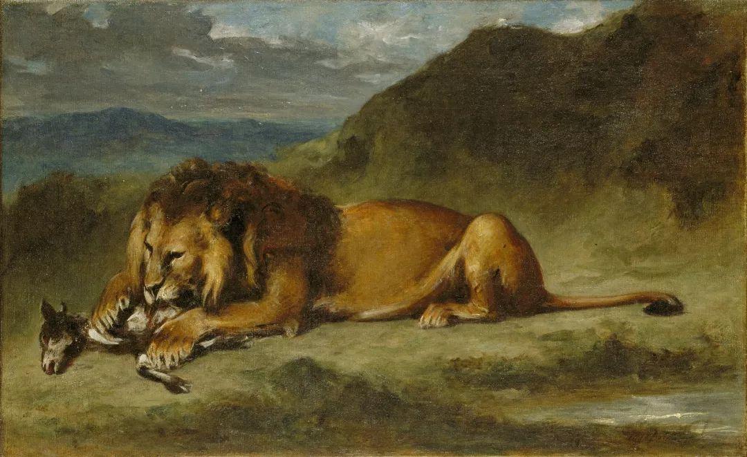 """他被称为""""浪漫主义的狮子"""",大师手稿与创作123幅插图10"""