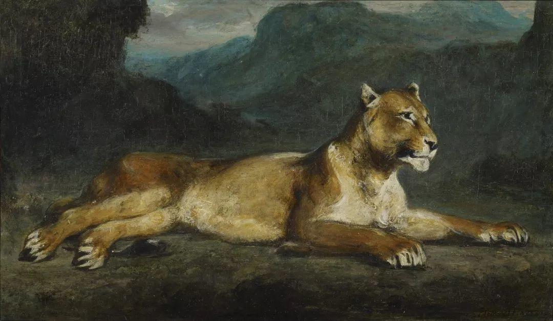 """他被称为""""浪漫主义的狮子"""",大师手稿与创作123幅插图12"""
