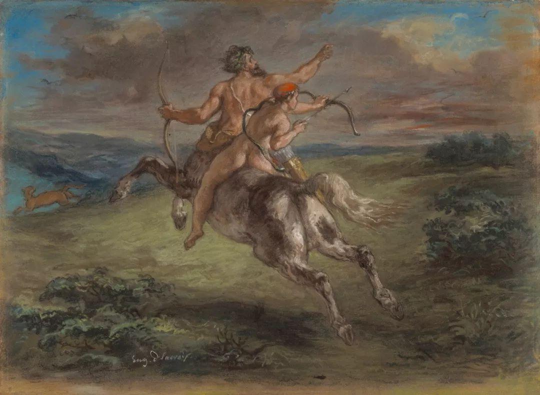 """他被称为""""浪漫主义的狮子"""",大师手稿与创作123幅插图16"""