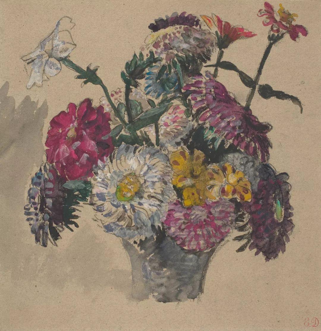 """他被称为""""浪漫主义的狮子"""",大师手稿与创作123幅插图18"""