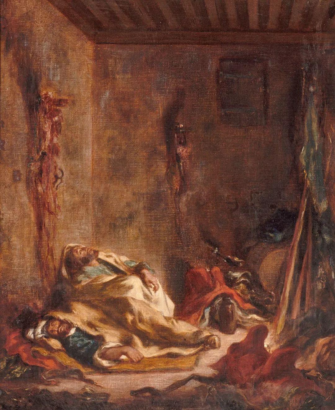 """他被称为""""浪漫主义的狮子"""",大师手稿与创作123幅插图29"""
