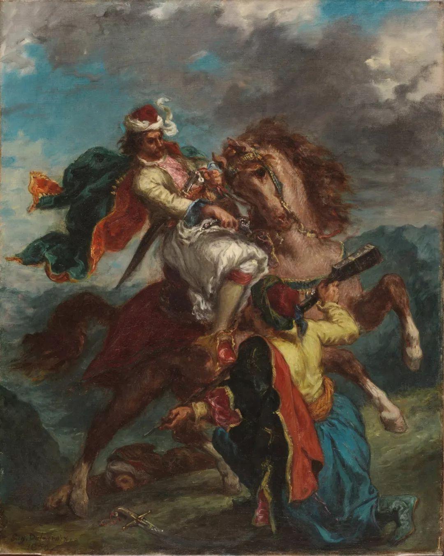 """他被称为""""浪漫主义的狮子"""",大师手稿与创作123幅插图31"""