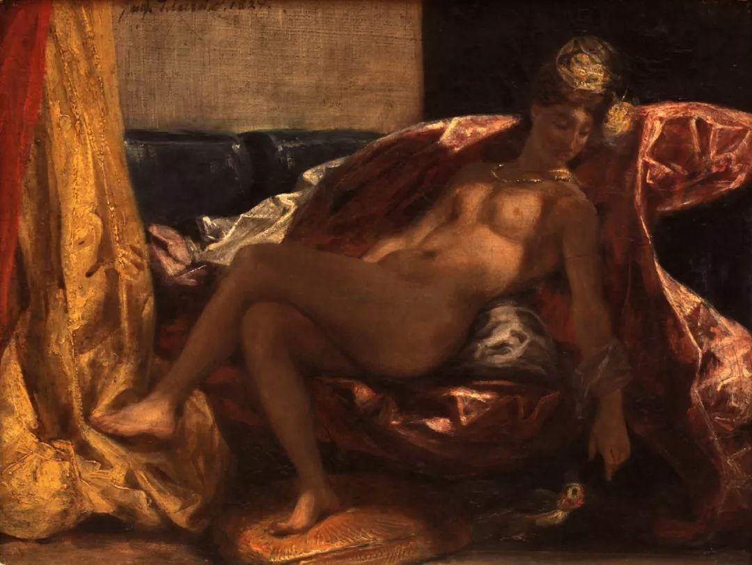 """他被称为""""浪漫主义的狮子"""",大师手稿与创作123幅插图33"""