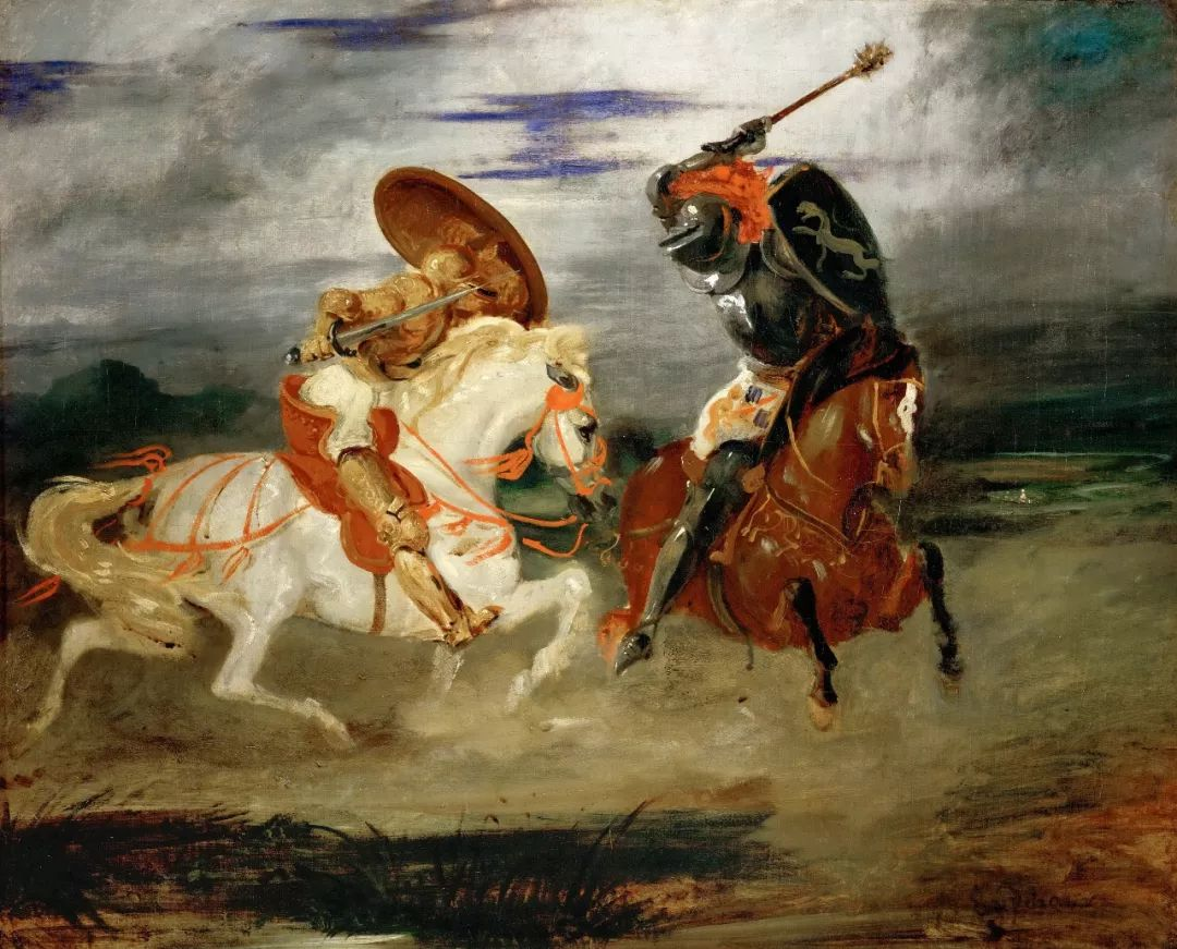 """他被称为""""浪漫主义的狮子"""",大师手稿与创作123幅插图35"""