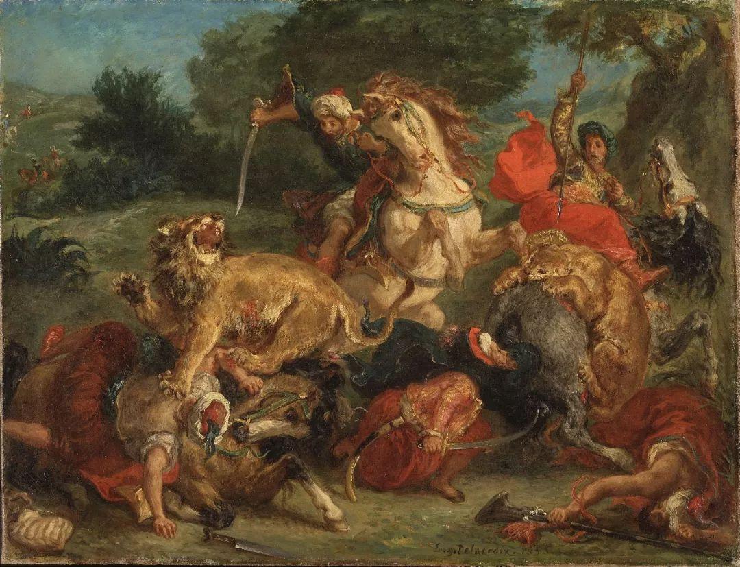 """他被称为""""浪漫主义的狮子"""",大师手稿与创作123幅插图36"""