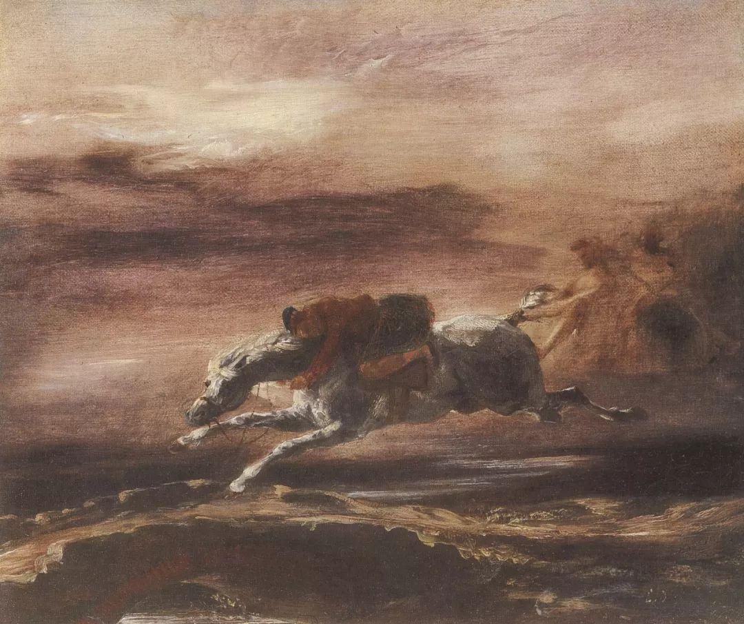"""他被称为""""浪漫主义的狮子"""",大师手稿与创作123幅插图49"""
