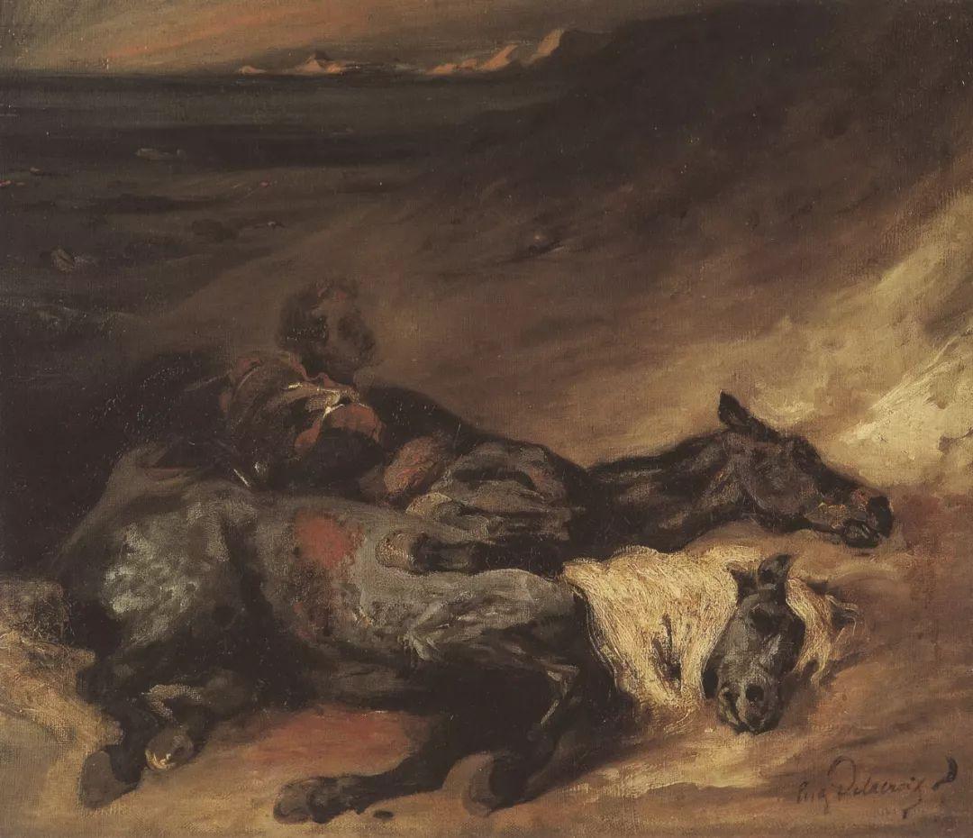 """他被称为""""浪漫主义的狮子"""",大师手稿与创作123幅插图53"""