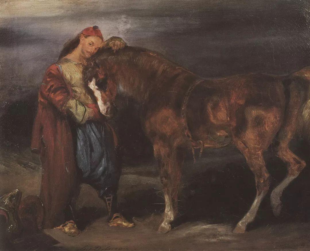 """他被称为""""浪漫主义的狮子"""",大师手稿与创作123幅插图55"""