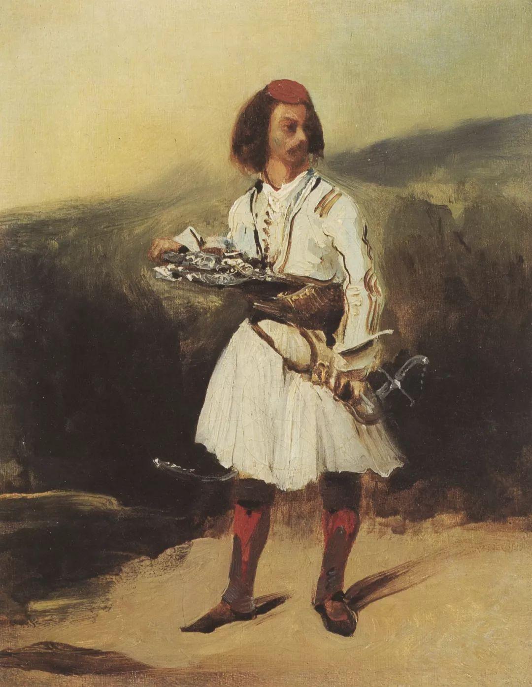 """他被称为""""浪漫主义的狮子"""",大师手稿与创作123幅插图58"""