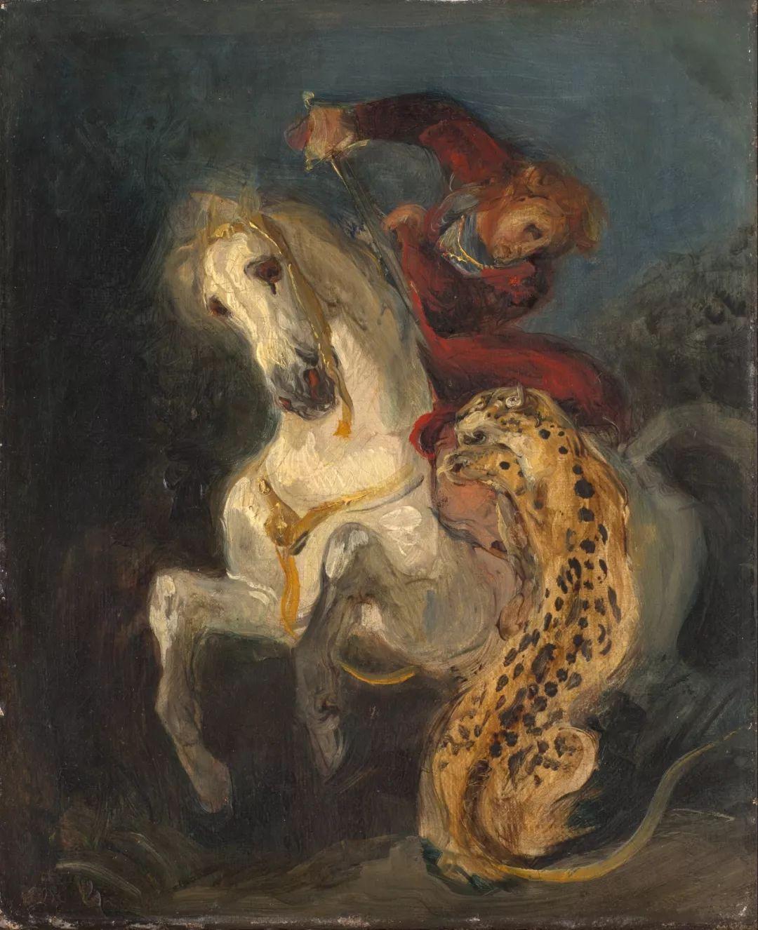 """他被称为""""浪漫主义的狮子"""",大师手稿与创作123幅插图59"""