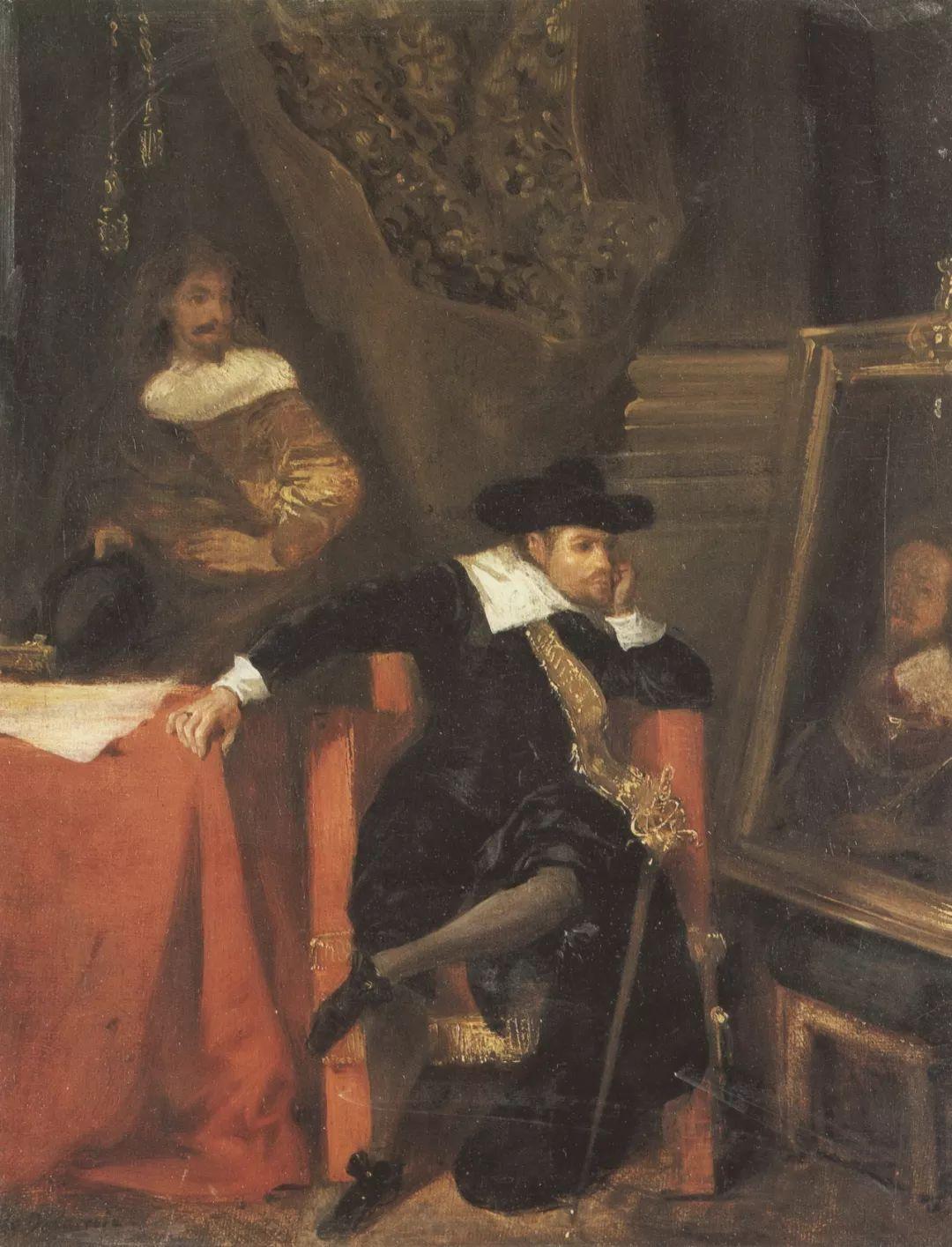 """他被称为""""浪漫主义的狮子"""",大师手稿与创作123幅插图61"""