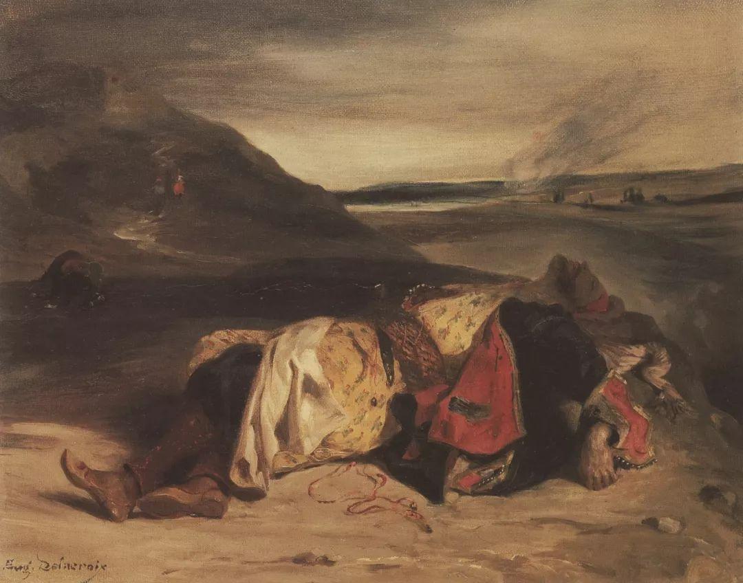 """他被称为""""浪漫主义的狮子"""",大师手稿与创作123幅插图63"""