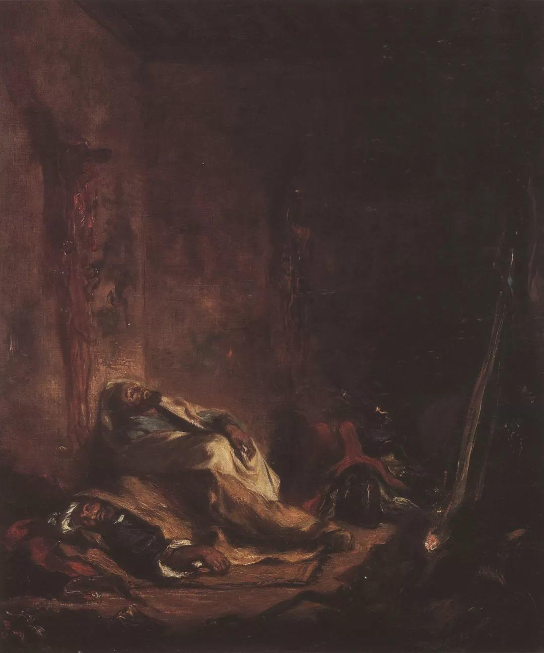 """他被称为""""浪漫主义的狮子"""",大师手稿与创作123幅插图69"""