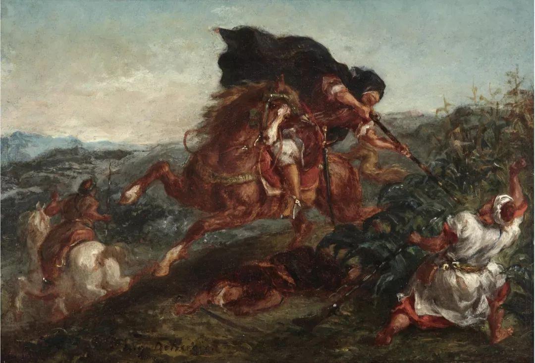 """他被称为""""浪漫主义的狮子"""",大师手稿与创作123幅插图79"""