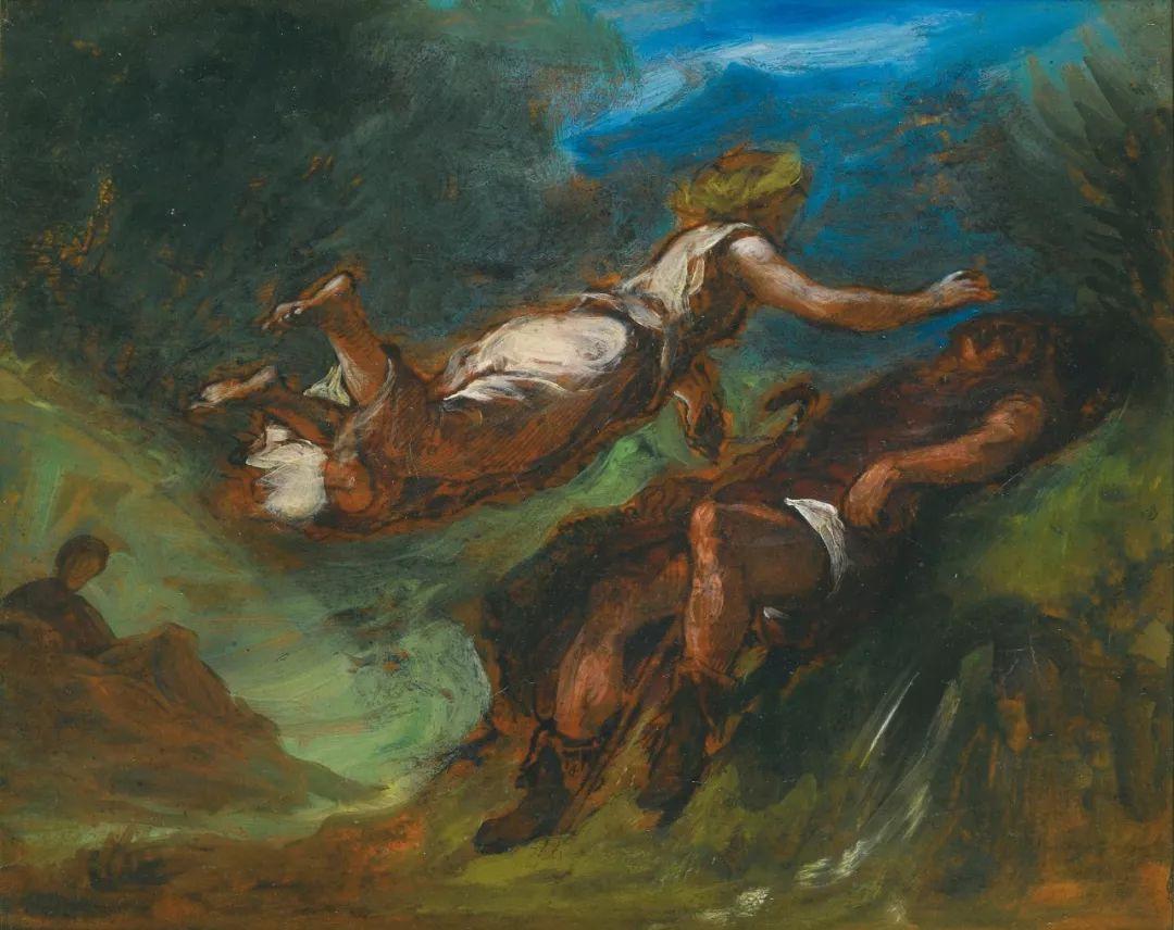 """他被称为""""浪漫主义的狮子"""",大师手稿与创作123幅插图83"""