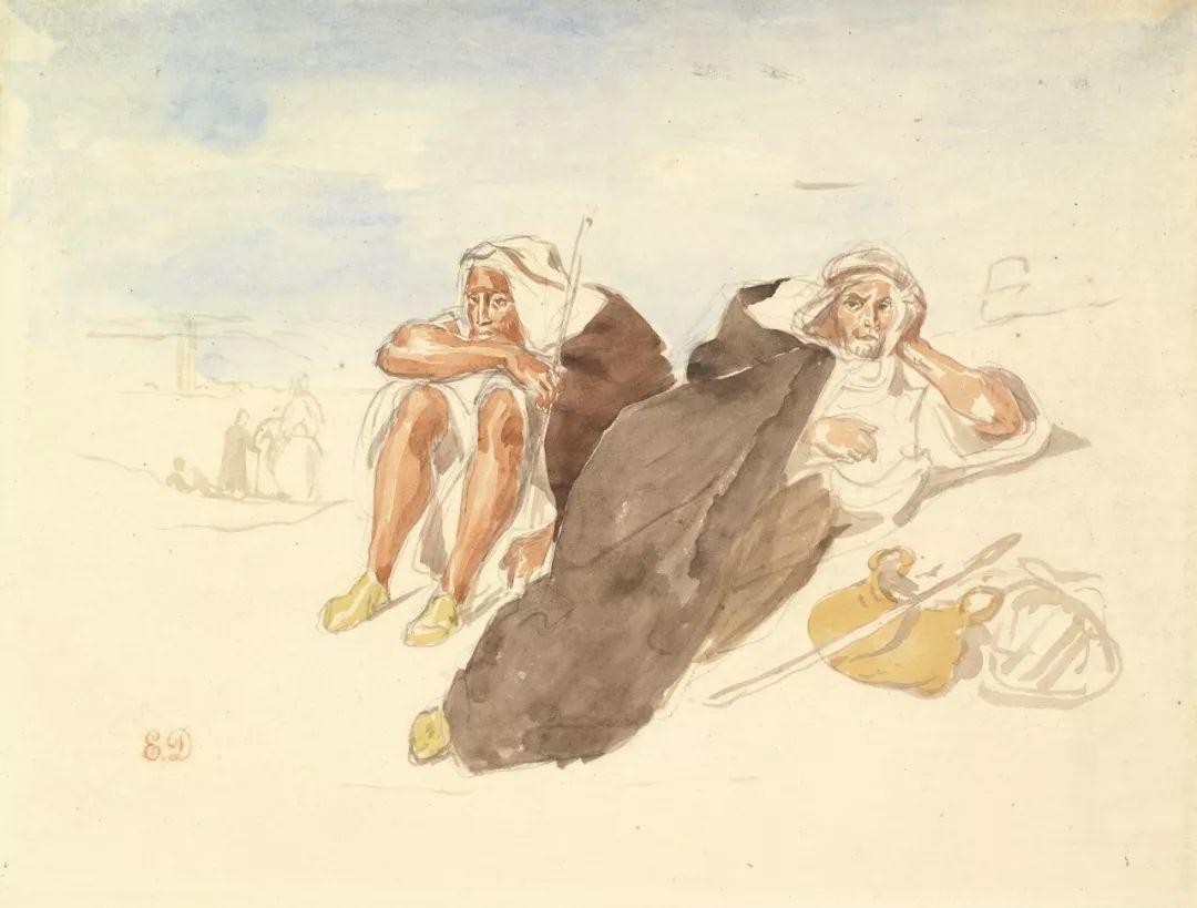 """他被称为""""浪漫主义的狮子"""",大师手稿与创作123幅插图99"""